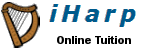 iHarp Paypal logo